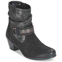Shoes Women Ankle boots Remonte Dorndorf LINIA Black