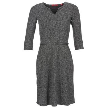 material Women Short Dresses S.Oliver JESQUE Grey
