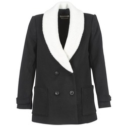 material Women coats Teddy Smith MARTA Black