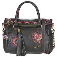 Bags Women Handbags Desigual LIBERTY  GRETA Black / Multicoloured