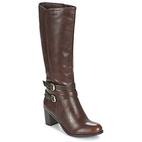 Shoes Women Boots Moony Mood FARANDO Brown