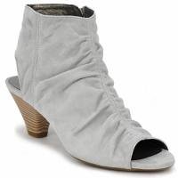 Shoes Women Low boots Vic AVILIA Grey