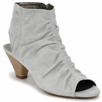 Shoes Women Low boots Vic AVILIA Grey