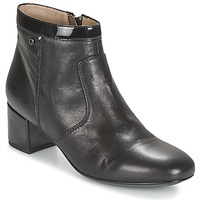 Shoes Women Ankle boots Stonefly LORY 12 Black