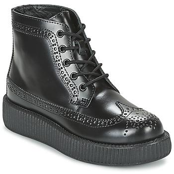 Shoes Mid boots TUK MONDO LO Black