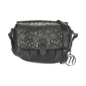 Bags Women Shoulder bags Moony Mood FILLE Black