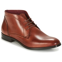 Shoes Men Mid boots Carlington MANNY Brown
