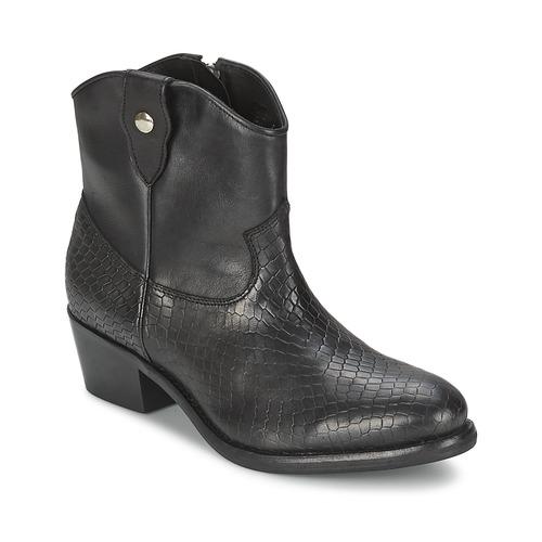 Shoes Women Mid boots Koah ESTELLE BIS  black