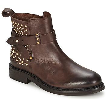 Shoes Women Mid boots Koah LAUREEN DARK / Brown