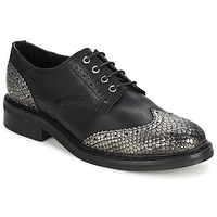 Shoes Women Derby shoes Koah LESTER  black / Silver