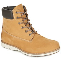 Shoes Men Mid boots Casual Attitude GLORIL Yellow
