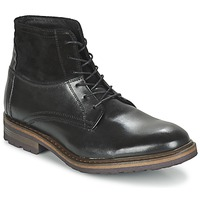 Shoes Men Mid boots Casual Attitude FIZA Black