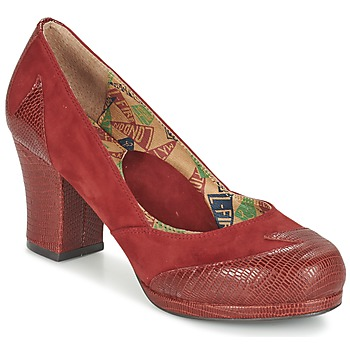 Shoes Women Court shoes Miss L'Fire ADDIE Red