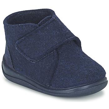 Shoes Boy Slippers Citrouille et Compagnie FELINDRA Blue
