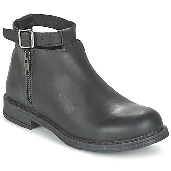Shoes Girl Mid boots Citrouille et Compagnie FRIZZY Black