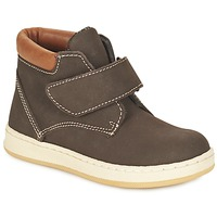 Shoes Boy Mid boots Citrouille et Compagnie FREMOULI Brown