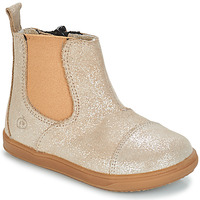 Shoes Girl Mid boots Citrouille et Compagnie FEPOL Silver