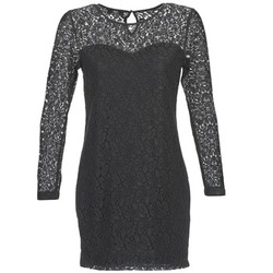 material Women Short Dresses Le Temps des Cerises JOE Black