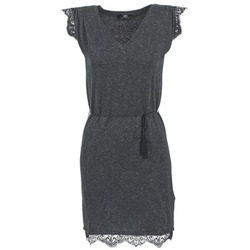 material Women Short Dresses Le Temps des Cerises MANDALA Grey