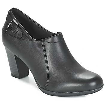 Shoes Women Low boots Clarks Brynn Harper Black