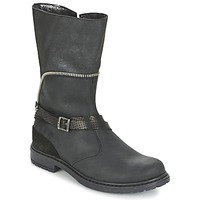 Shoes Girl Boots Ikks FLORA Black