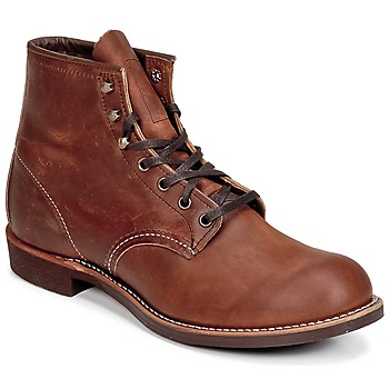 Shoes Men Mid boots Red Wing BLACKSMITH Coppery