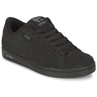 Shoes Men Low top trainers Etnies KINGPIN Black