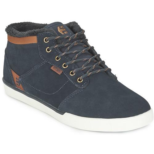 Shoes Men High top trainers Etnies JEFFERSON MID Marine