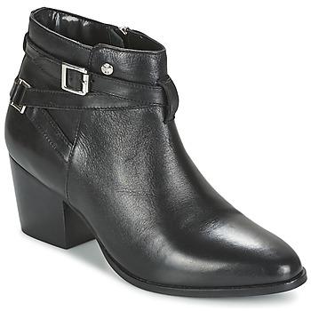 Shoes Women Ankle boots Elle PEREIRE Black