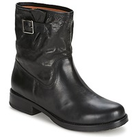 Shoes Women Mid boots Espace ONAGRE Black