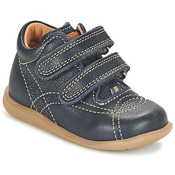 Shoes Boy Mid boots Kavat VANSBRO EP Blue