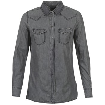 material Women Shirts Diesel DE SOVY RE Grey
