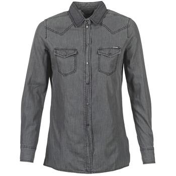 material Women Shirts Diesel DE SOVY RE Grey
