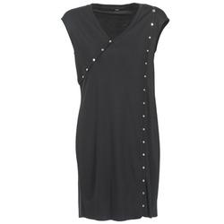 material Women Short Dresses Diesel D ANI Black