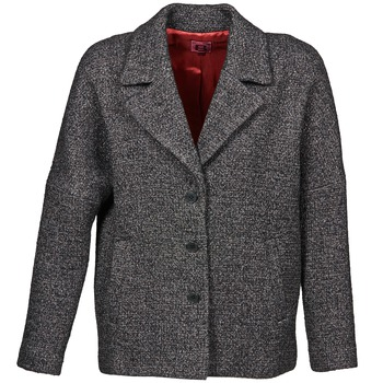 material Women coats Bensimon NOLA Grey