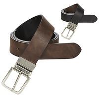 Clothes accessories Men Belts Levi's REVERSIBLE CORE Black / Brown