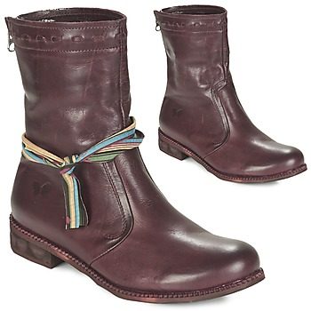 Shoes Women Mid boots Felmini BERTHA Bordeaux
