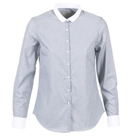 material Women Shirts Casual Attitude FIFOU Grey