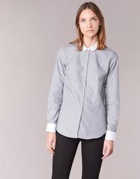 material Women Shirts Casual Attitude FIFOU Grey