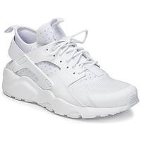Shoes Men Low top trainers Nike AIR HUARACHE RUN ULTRA White