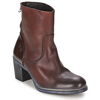 Shoes Women Ankle boots BKR LOLA Brown