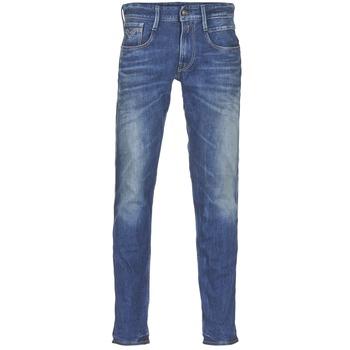 material Men slim jeans Replay ANBASS Blue / Medium