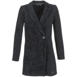 material Women coats Desigual LOUVIALE Black