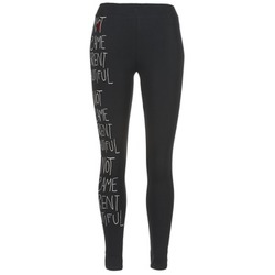 material Women leggings Desigual ESOUNAXI Black