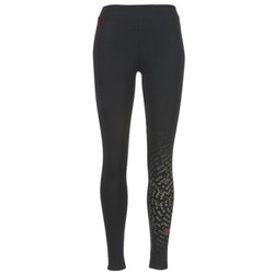 material Women leggings Desigual YALOIRE Black