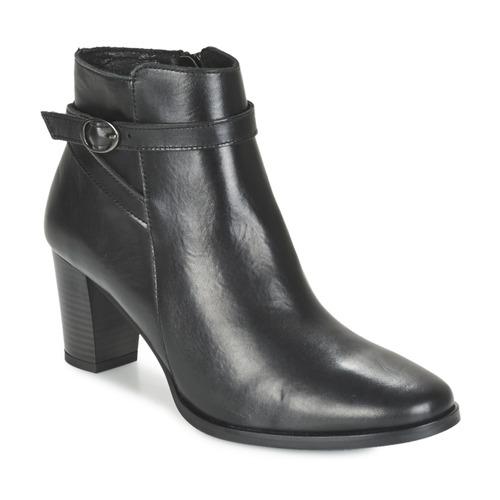 Shoes Women Ankle boots Betty London FARIANE Black