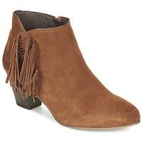 Shoes Women Ankle boots Betty London FIANIDE Hazelnut