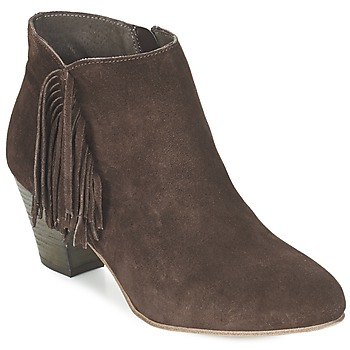 Shoes Women Ankle boots Betty London FIANIDE Brown
