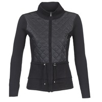 material Women Jackets / Cardigans Morgan MSKO Black