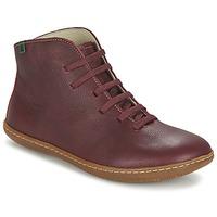 Shoes Women Mid boots El Naturalista EL VIAJERO BORDEAUX